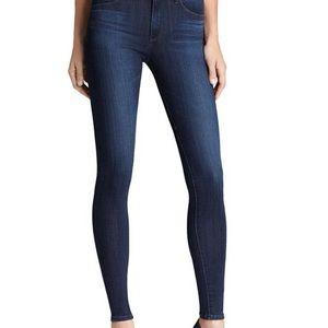 AG The Farrah High Rise Skinny Ankle Jeans